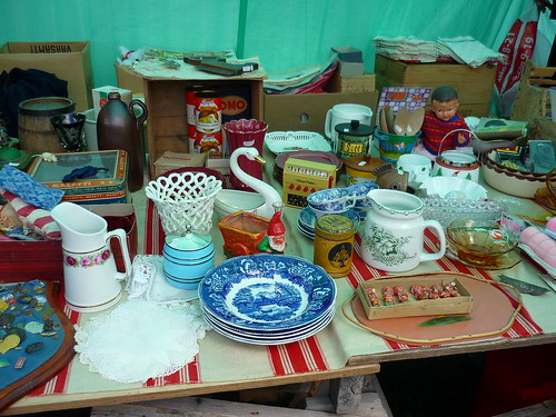 Swedish flea market