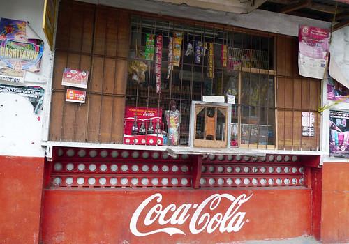 coca cola sari sari store