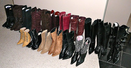 'Nice day boot' collection