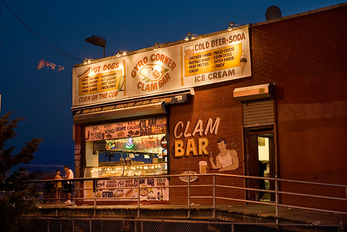 Gyro Corner Clam Bar