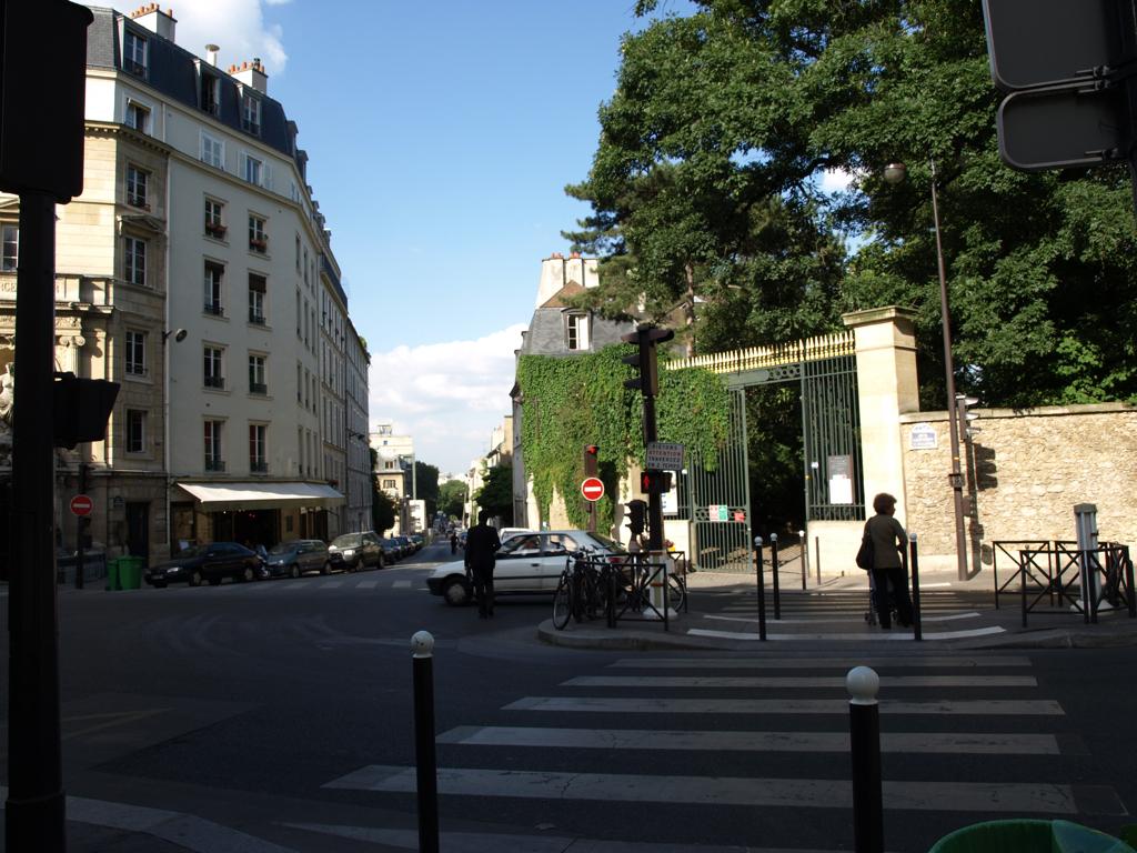 Rue Cuvier