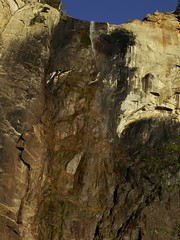 Bridalveil Falls, ou les chutes de rien !