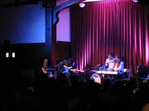 Beach House + Lazarus Concert