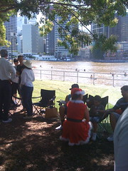 Xmas in the park