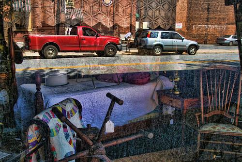 Through the Window #18—The Antique Shop #1