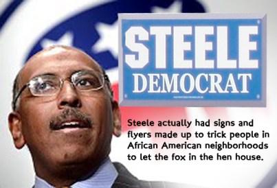Michael Steele Democrat Image