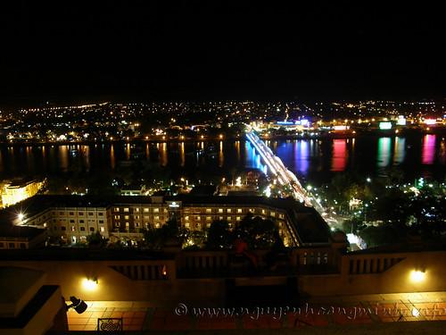 Sông Hương đêm (Click vào hình đê xem fullsize@ 1200px)
