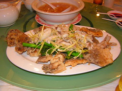 Dragon Court -- Fish (Fillet and Fried)