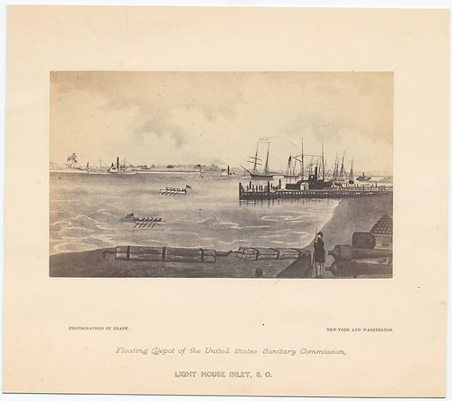 Floating Depot of the United States Sanitary C...