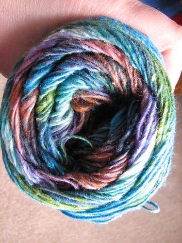 Silk Garden Sock