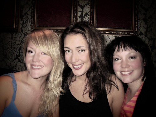 siv,nadina og meg