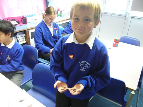 Seedpill Workshop @ Thorpedene Junior School