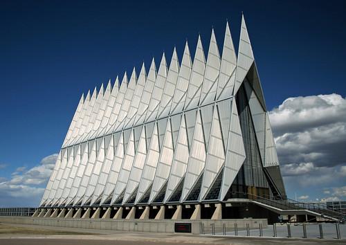 Air Force Academy Cadet Chapel 1