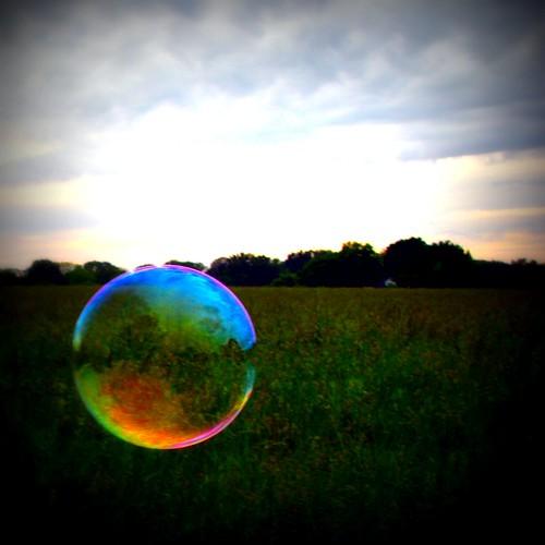 where bubbles go