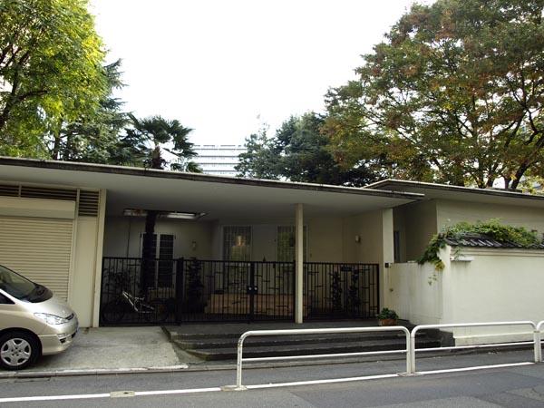 ベルギー大使館 5