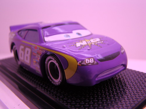 Disney CARS Bumper save and N2O Cola