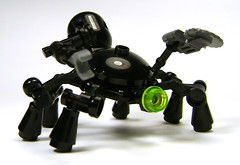 I love spider bots by DARKspawn