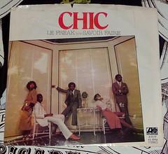 Chic Le Freak 7 Single