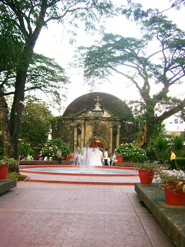 San fernando De Dilaos Cemetery