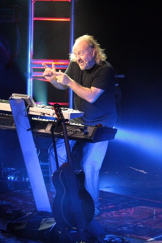 Bill Bailey at the Olympia