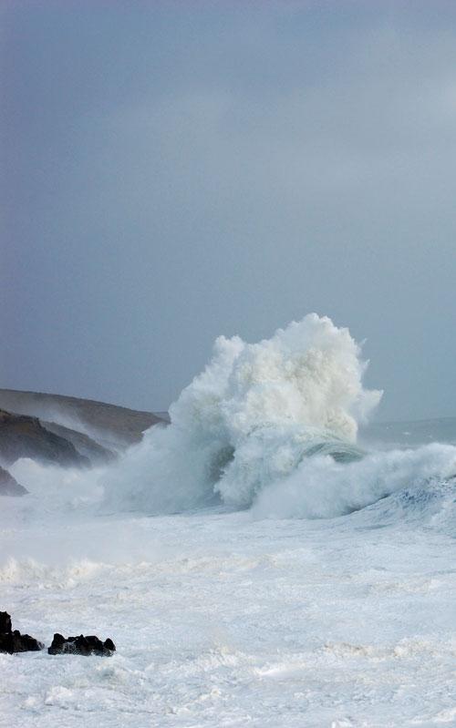 Praa sands storm