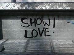 SHOW LOVE!
