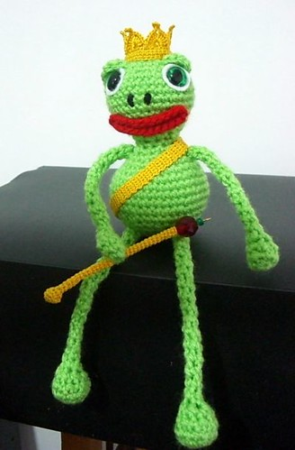 To be fair to my fellow hookers, heres a crochet version!  LOL