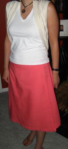 Wrap Skirt!