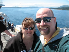 On the Ferry (By Tom)