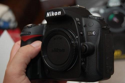 Nikon D90 Pr0n