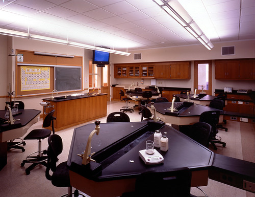 Sacred Heart Convent School Chemistry LabClassroom