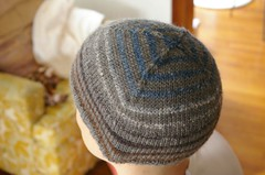 Turn a Square hat for DH