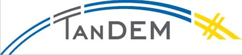 TanDEM-X logo