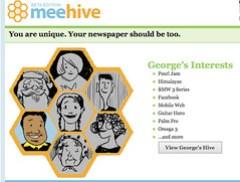 Meehive - screenshot