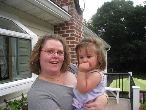 Leslee and Amelia