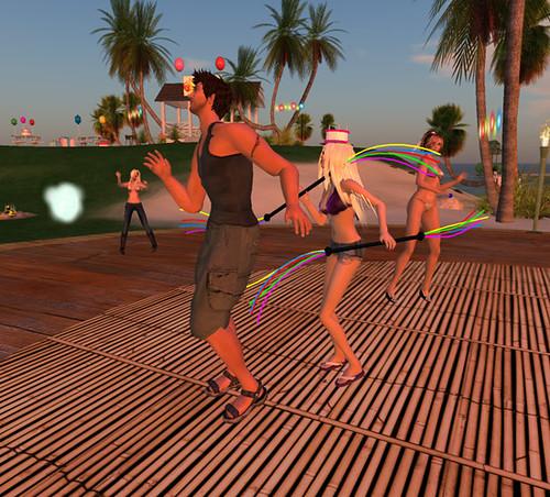 Birthday - Dancing
