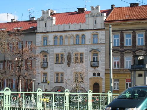 house in Hradec Králové