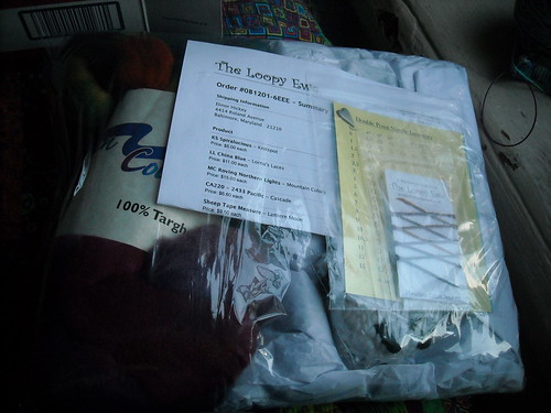 The Loopy Ewe package