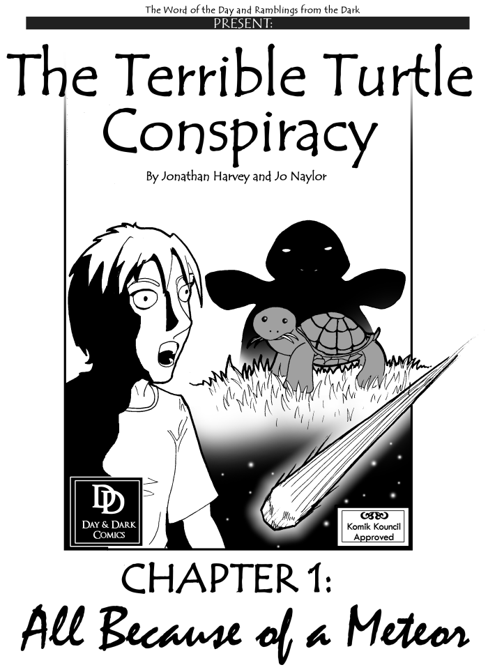 cover - chapter one