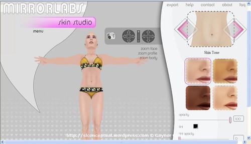 Mirrorlabs skin studio 01
