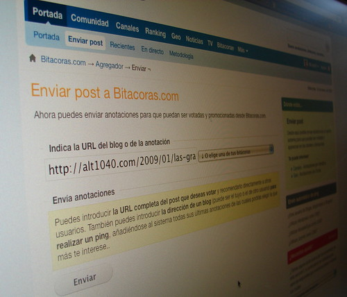 Enviar post a Bitacoras.com
