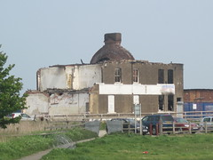 Warrenby Hotel - Burned Out