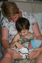 Mummy, Lily and Jesse2