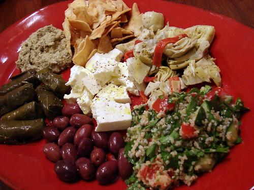 Dinner:  June 30, 2008