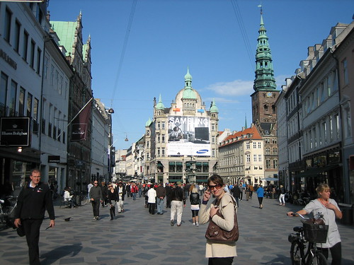 Shopping in Copenhagen