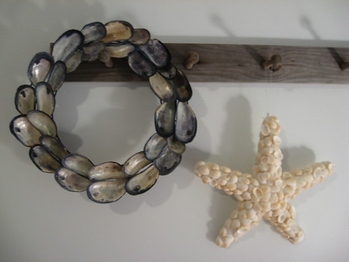 shell wreaths