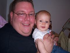 Alyssa & Uncle Petey