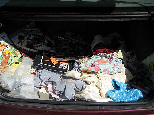 Junk In My Trunk 5-24-08