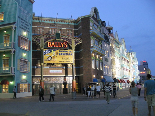 Shorefront Shops in Atlantic City