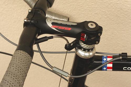 The cross bike